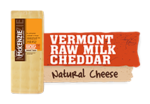 all natural vermont cheddar