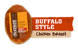 all natural buffalo style chicken breast