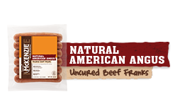 abf natural american angus uncured beef frank