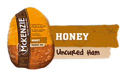 all natural honey ham
