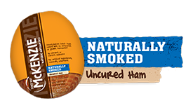 all natural uncured smoked ham