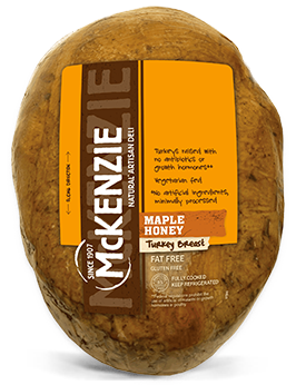 all natural maple honey turkey breast