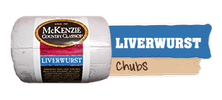 liverwurst chubs