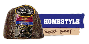 homestyle choice roast beef