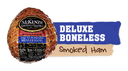 deluxe boneless maple ham